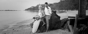 Beach Weddings Koh Phangan Thailand Daniel Karin Cover pic